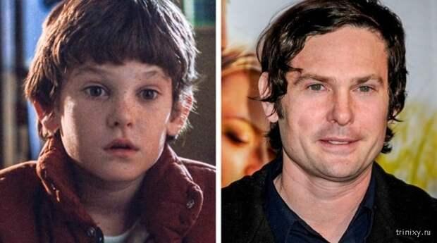 Как сейчас выглядят дети-актеры, снимавшиеся в фильмах