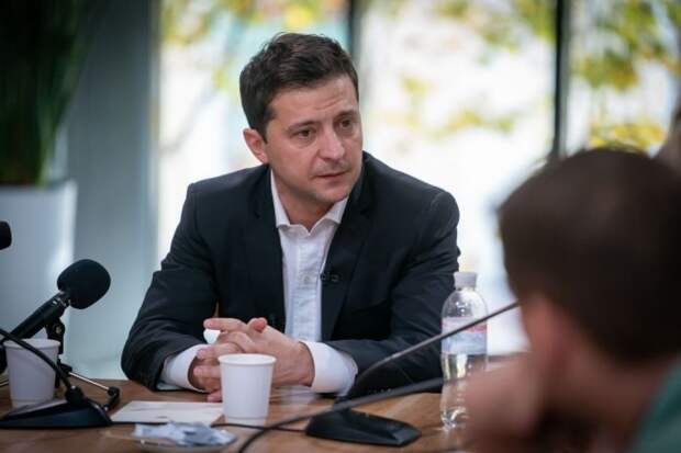 Зеленский обсудил с генсеком ООН проведение «Крымской платформы»