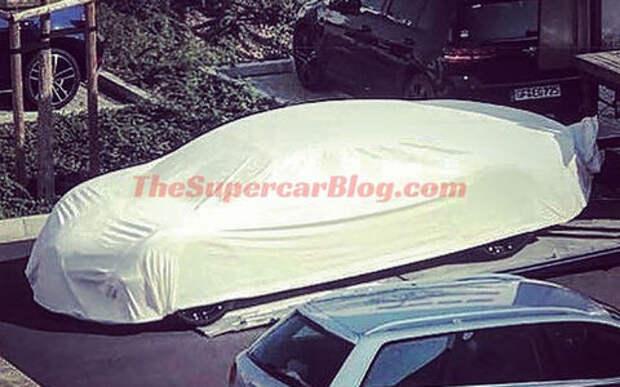 У Bugatti появится суперседан