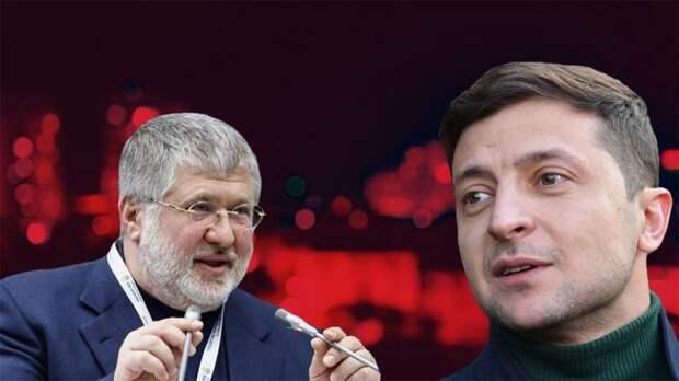 Коломойский гамбит: Зеленскому объявлена война в прямом эфире