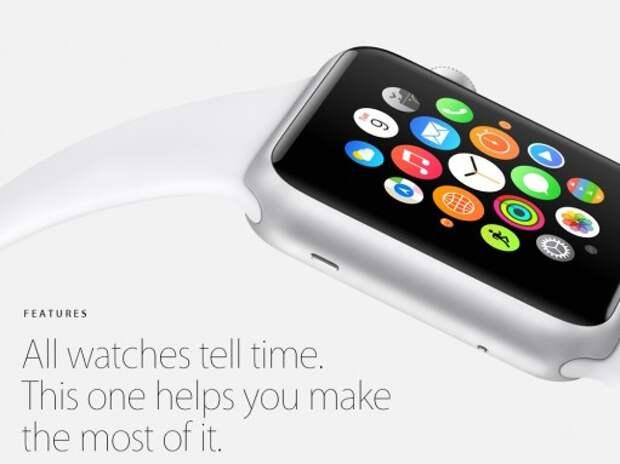 Автомобилистам запретят пользоваться часами Apple