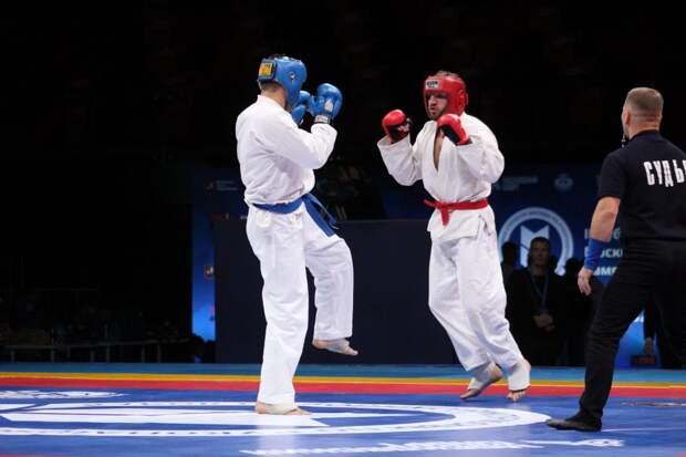 Росгвардейцы из Строгина победили на Всероссийском турнире по рукопашному бою