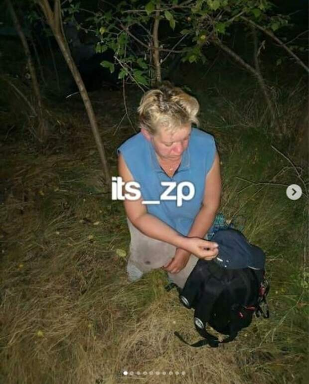 Под Запорожьем женщина ночами рыла подземный туннель, чтобы освободить сына из тюрьмы