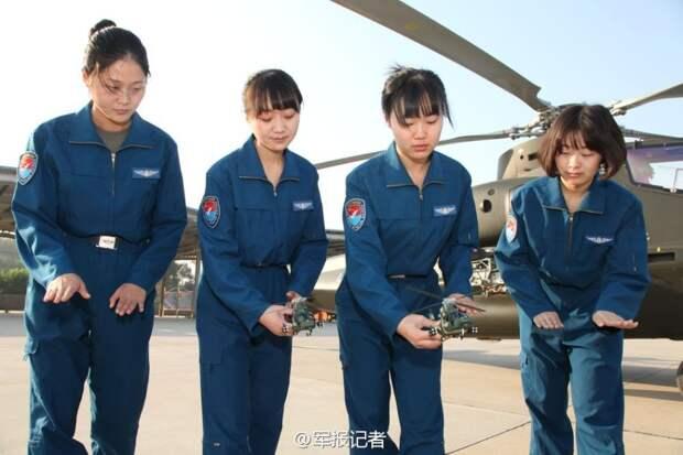 женщины-пилоты боевых вертолетов 4