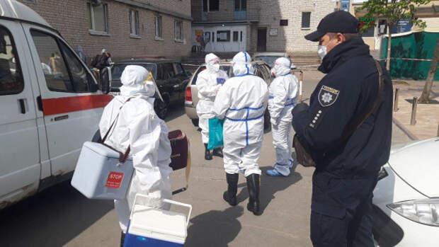 Премьер Украины заявил о том, что карантин продлится минимум два года