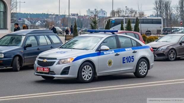 МВД Белоруссии отреагировало на сообщения о планируемой акции в Минске