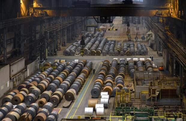 Завод НЛМК