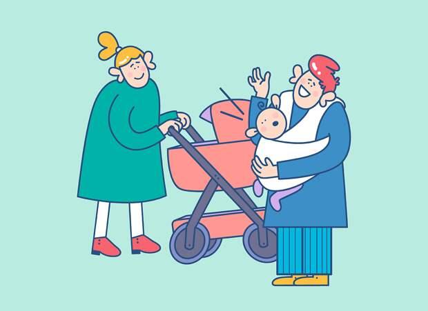 Никаких «ручек» и миф о младенцах, спящих всю ночь: чем западное родительство отличается от других мировых практик