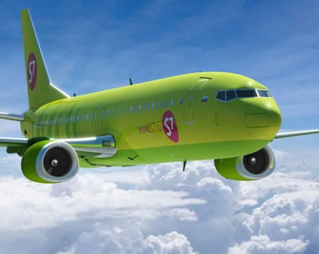 S7 Airlines открыла продажу на рейсы в Болонью, Ираклион, Ганновер, Кельн, Дублин и Варну