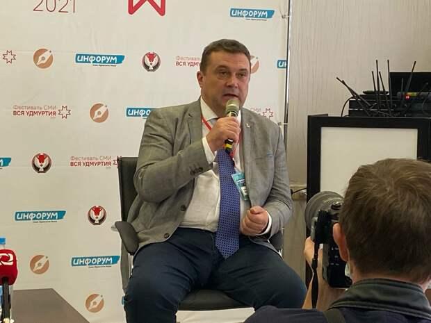 Председатель Союза журналистов России рассказал о первом впечатлении об Ижевске