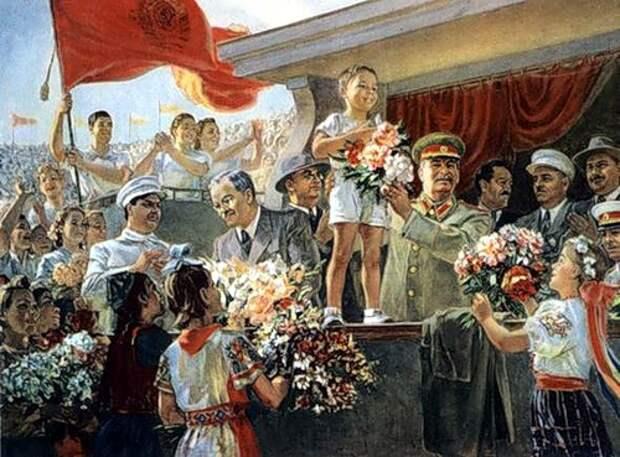 Жизнь в эпоху Сталина