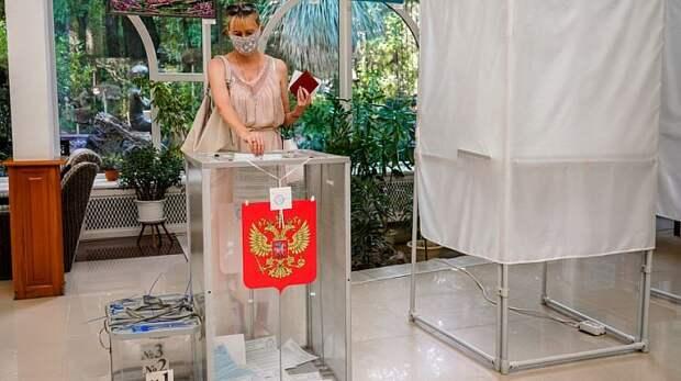 Кубанские избиратели признаны самыми активными в ЮФО