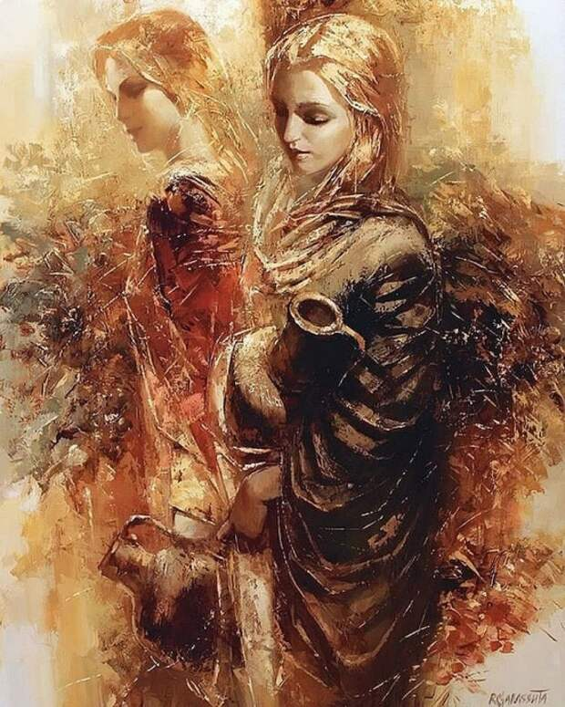 художник Роман Гарасюта (Roman Garassuta) картины – 16