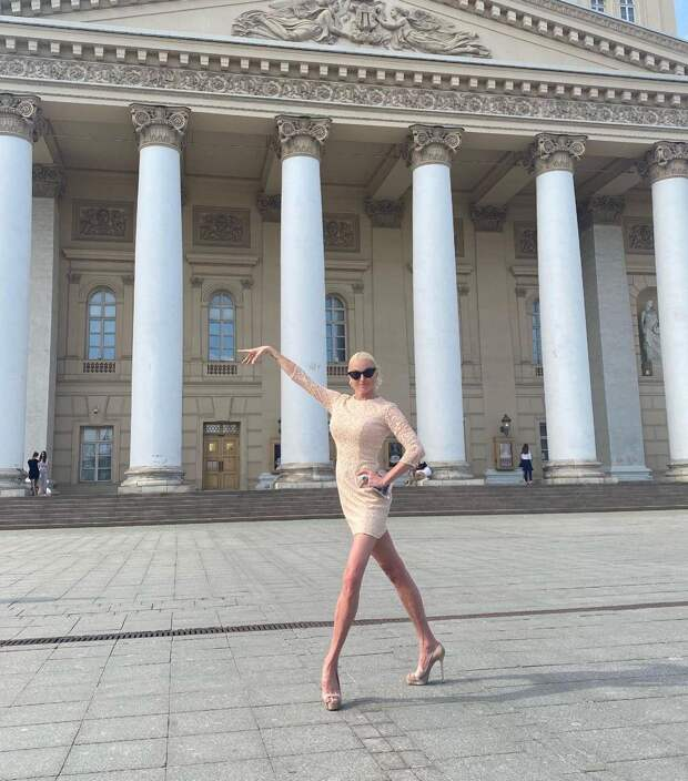 Анастасия Волочкова заявила об отказе вакцинироваться