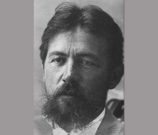 Последнее фото А.П Чехова, 1904 год