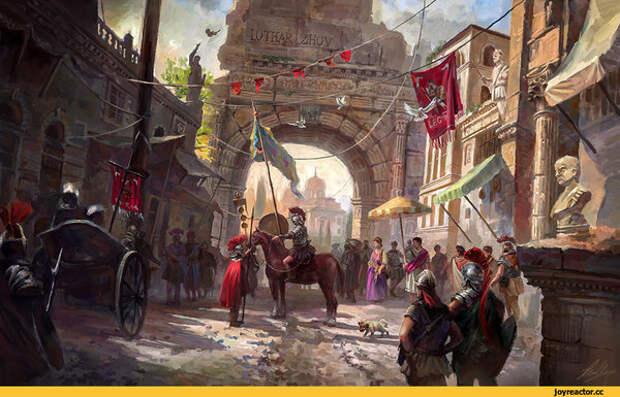 Эпоха женщин в Риме. За что сенат проклял императрицу?