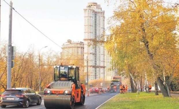 Три улицы в СЗАО благоустроят в формате «От дома до  дома»
