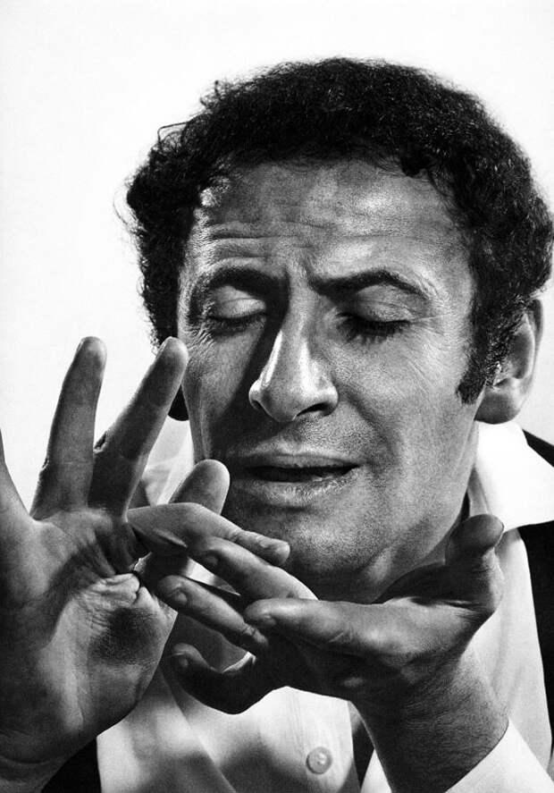 Marcel Marceau by Yousuf Karsh