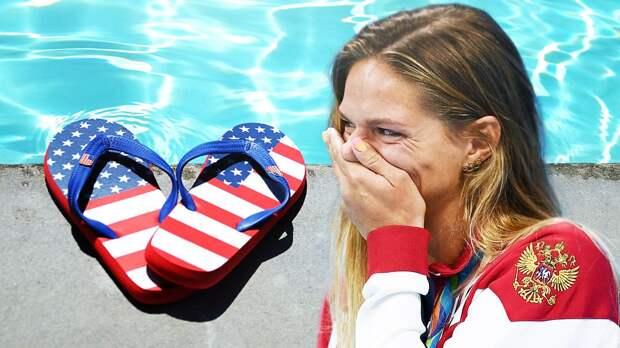 Ефимова хочет получить гражданство США - все из-за политических игр России