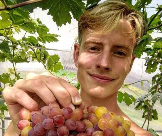 Как 16-летний Кирилл из Бреста организовал свой питомник декоративных растений