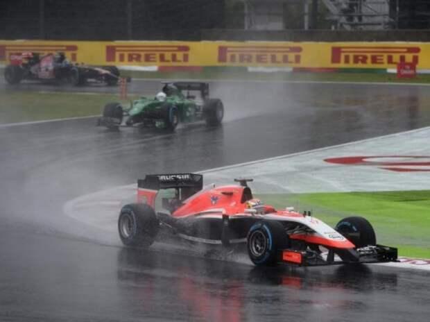 Команда Marussia распущена, 200 сотрудников уволены