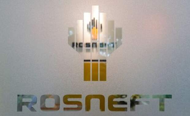 The logo of Russia's oil company Rosneft is pictured at the Rosneft Vietnam office in Ho Chi Minh City, Vietnam April 26, 2018. Picture taken April 26, 2018. REUTERS/Maxim Shemet