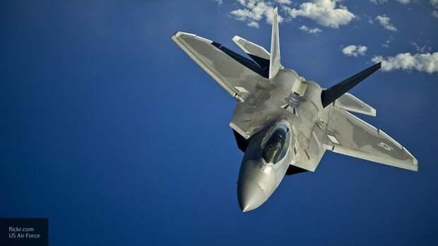 """""""Мы подсветим, собьют сирийцы"""": в России предостерегли США от возвращения F-22 в Сирию"""