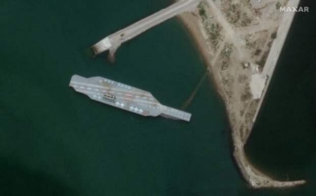 Иран потопит макет авианосца США иказнит шпиона ЦРУ