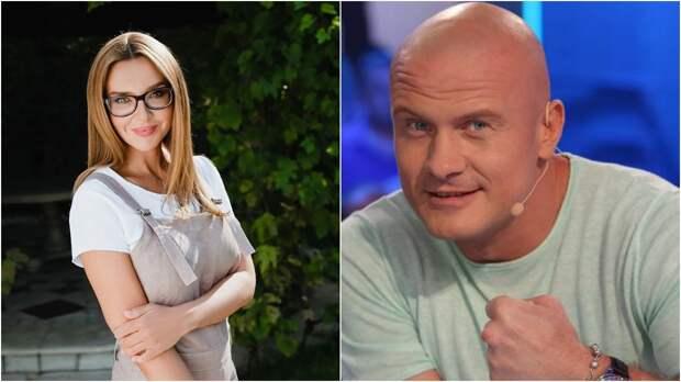 Оксана Марченко стала крестной матерью Вячеслава Узелкова