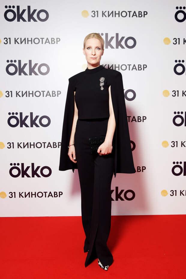 Кинотавр-2020: Елена Лядова, Аглая Тарасова и Варвара Шмыкова