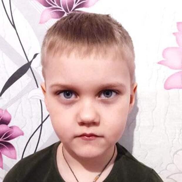 Артем Гнидец, 6 лет, врожденный порок сердца, нарушение сердечного ритма, атриовентрикулярная блокада, требуется замена электрокардиостимулятора, 571463₽