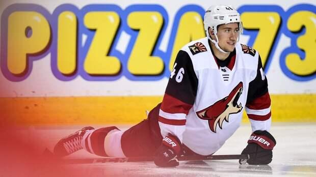 Гол, которого ждали почти 1000 дней! Русский хоккеист Любушкин отомстил за грубость, впервые забив в НХЛ: видео