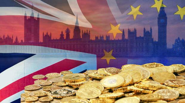Англия «кинула» Данию на 67 тонн золота