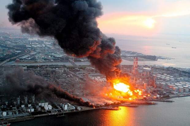 ☢️ 7 крупных экологических катастроф, которые привели к страшным последствиям
