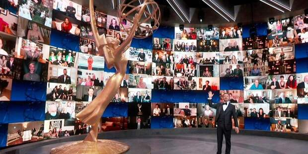 В Лос-Анджелесе состоялась виртуальная церемония Emmy