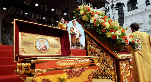В День Крещения Руси патриарх Кирилл возглавит службу в Кремле и крестный ход