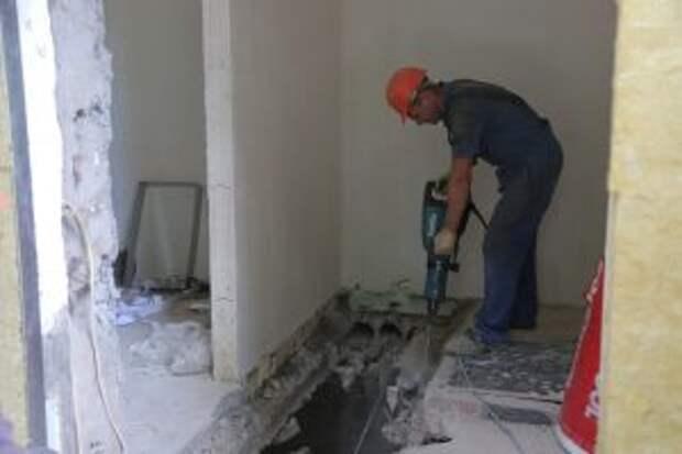 После ремонта расположение кабинетов в поликлинике поменяется/Артур Новосильцев, ЮВК