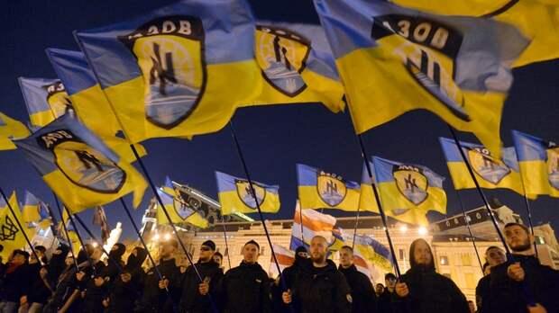 Фашизм как опора власти на остатках Украины