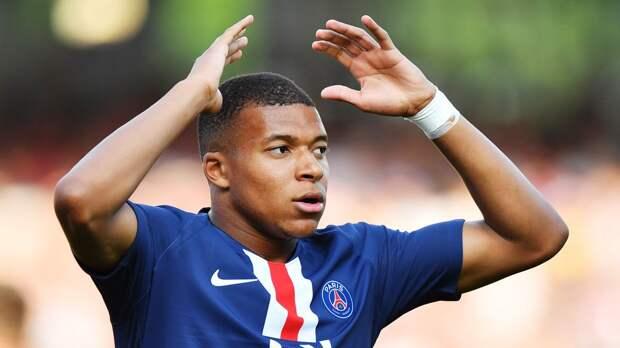 Мбаппе обошел Зидана в списке лучших французских бомбардиров в плей-офф Лиги чемпионов