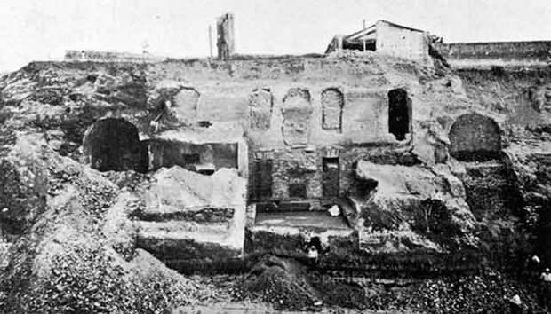 Откопанный Рим