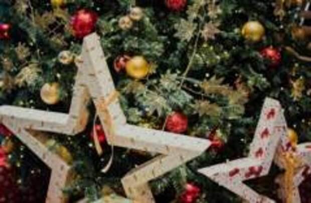 Европейское Рождество в Москве