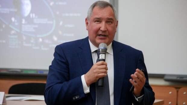 Рогозин известной цитатой объяснил, почему РФ построит орбитальную станцию самостоятельно