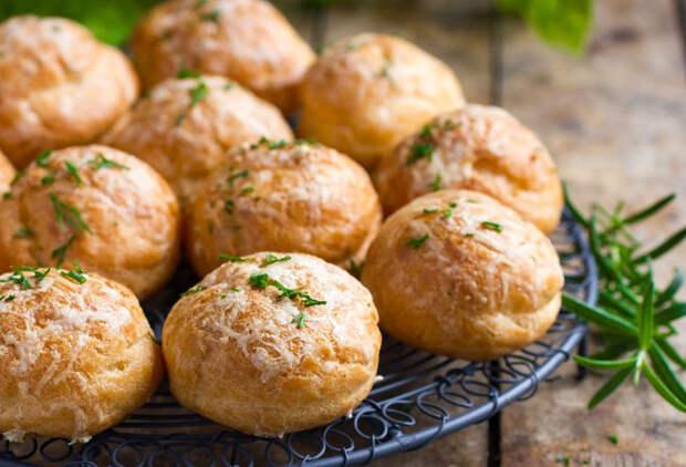 Сырные шарики: лучшая закуска от французов