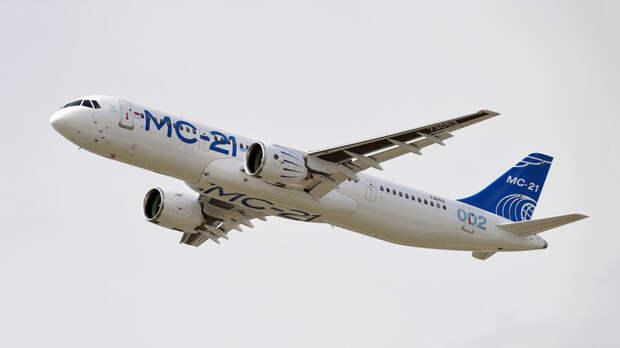 «Ростех» намерен создать авиакомпанию с отечественными самолетами