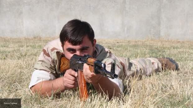 Брошенные армянские танки и сбитый азербайджанский беспилотник попали на видео