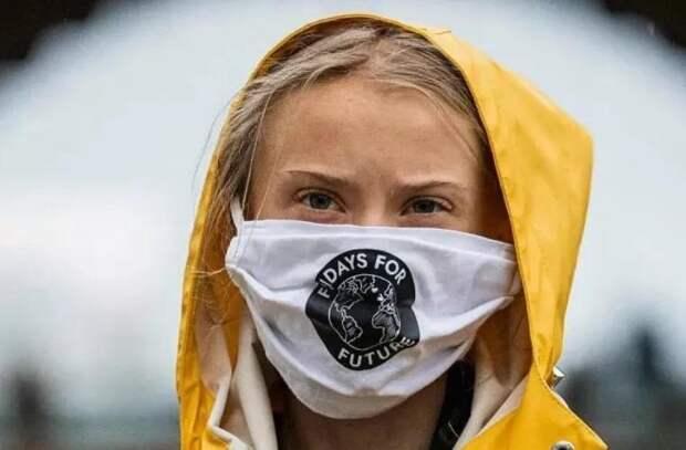 Грета Тунберг пожертвовала 100 000 евро на обеспечение равного доступа к вакцинам