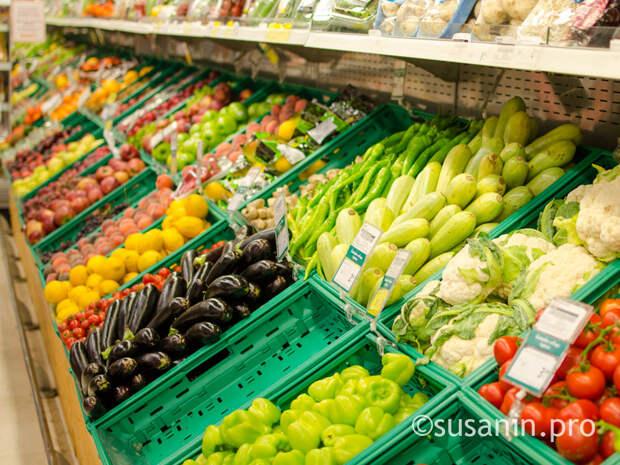 Цены в Удмуртии в марте выросли на 0,5%