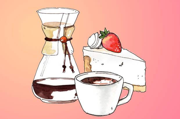 Польза кофе для похудения