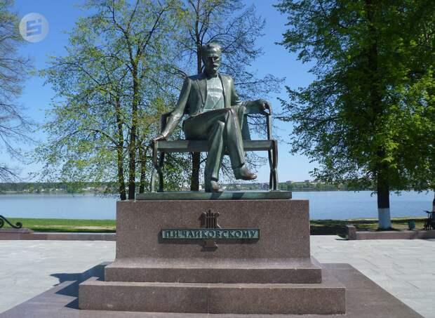 Памятник Чайковскому все же может появиться в Ижевске