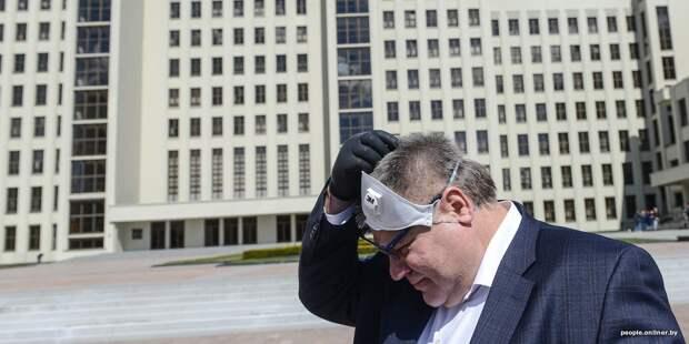 Минск не отказывается от тезиса о российском следе в организации Беломайдана